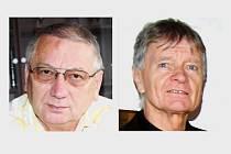 Ladislav Macák, Tachov a Bohuslav Červený, Stříbro.