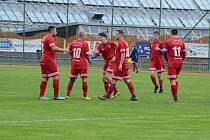 Fotbalisté FK Tachov ve svém druhém přípravném utkání na jarní část sezony prohráli s Chotíkovem 1:2.