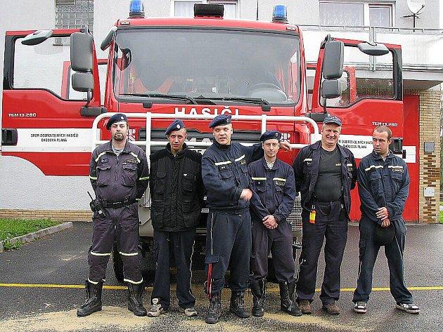 Dobrovolníci odjeli pomáhat na Moravu