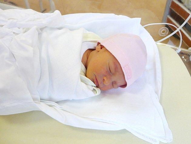 Nikola (2,89 kg, 49 cm) přišla na svět 24. listopadu v 15:22. Z jejího narození se radují maminka Lenka a tatínek Pavel Růžičkovi. Doma na sestřičku již čeká Amálka (22 měsíců).