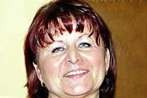 Ředitelka černošínské základní školy Dagmar Varousová.