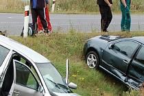 Na Tachovsku se oprázdninách stalo téměř dvě stě dopravních nehod.Při této nehodě, která se stala o prázdninách na Nové Hospodě, naštěstí o život nikdo nepřišel.
