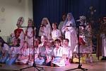 Vánoční výstava přinesla tradice i biblický příběh