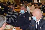 Delegáti sborů dobrovolných hasičů okresu Tachov volili nový výkonný výbor.