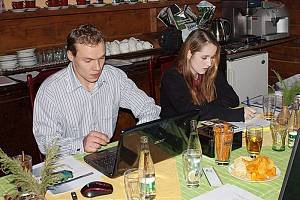 Kynologický klub II U střelnice měl výroční schůzi. Tam uvítali novou členku, zhodnotili rok a schválili návrh plánu na rok 2011.