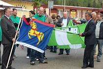 Občané Rozvadova a Waidhausu oslavili dvacetileté výročí podepsání smlouvy o spolupráci.