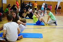 Základní škola Zárečná v Tachově uspořádala šestý ročník rodinného pětiboje