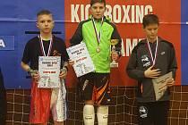 Lukáš Hudler vybojoval dvě zlaté medaile.