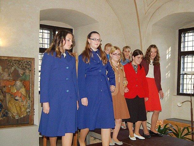 VERNISÁŽ VÝSTAVY věnované 2. polovině 20. století se uskutečnila ve čtvrtek v tachovském Muzeu Českého lesa.