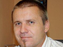Jiří Kotschy, nový ředitel Dětského domova Planá.