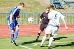 Nováček Z Tachova ztratil opět doma, prohra 1:2 s Benátky n. J. musí mrzet.