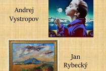 Výstava Umění nezná hranic v Kladrubech.
