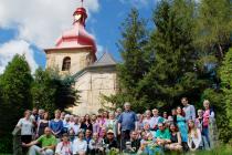 DESÁTÉ SETKÁNÍ RODÁKŮ a přátel se konalo v sobotu v Domaslavi.