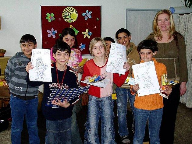 Pěveckou soutěž DO-RE-MI připravila pro své žáky ZŠ v Revoluční ulici ve Stříbře.