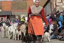 Tradiční vítání jara ve dvoře Krasíkově