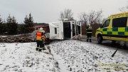 Nehoda u Čečkovic