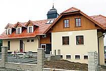 Nové sídlo Správy Chráněné krajinné oblasti Český les (na snímku) zahájí provoz na začátku listopadu.