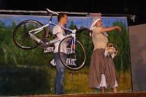 Štybarovi se hrálo dobře, kolo ale za divadlo nevymění