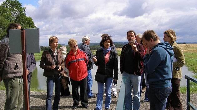 Komise se prohlédla Svojšín i Nynkov.