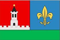 Znak a vlajka Prostiboře.