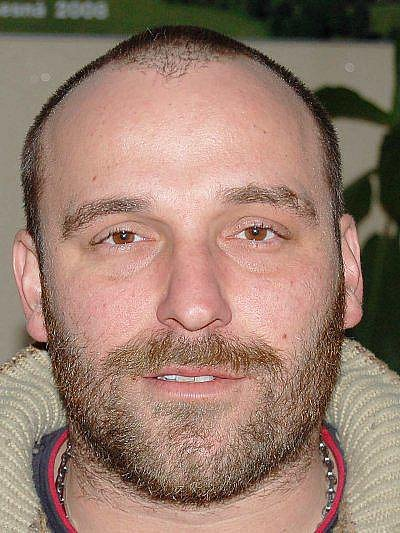 David Ölveczki starosta obce Lesná.