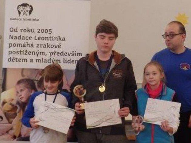 Z šachového turnaje v Praze.