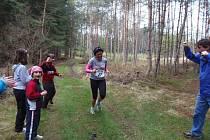 Ve Stříbře se v sobotu šla a běžela Velikonoční desítka.