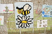 Malí včelaři se prezentovali v Kladrubech.