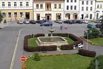 Náměstí ve Stříbře