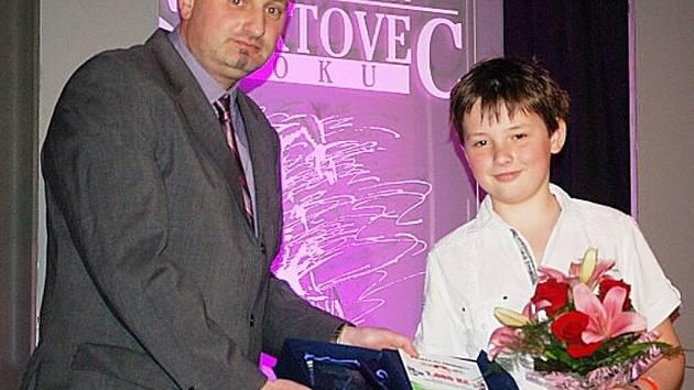 Sál Mže patřil nejlepším sportovcům Tachovska