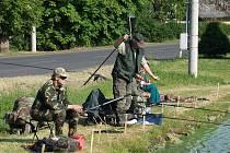 V Čečkovicích se konaly rybářské závody