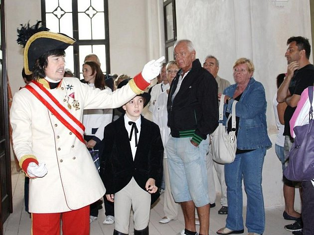 V Tachově se v sobotu konaly Dny evropského dědictví. Veřejnsoti byly zpřístupněny všechny historické památky.