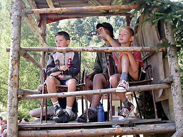 Zážitky z letních prázdnin zůstanou dětem dlouho ve vzpomínkách. Navíc si našly spoustu nových kamarádů.