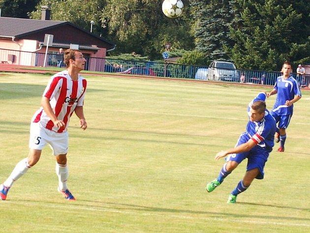 Divize: FK Tachov – FK FC Písek, o. s. 2:3