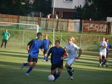 FK Tachov - TJ Rozvadov