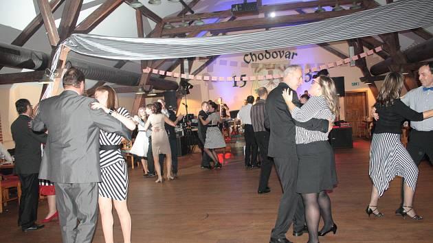 V Chodové Plané se uskutečnil sedmý ročník Pivovarské tančírny.