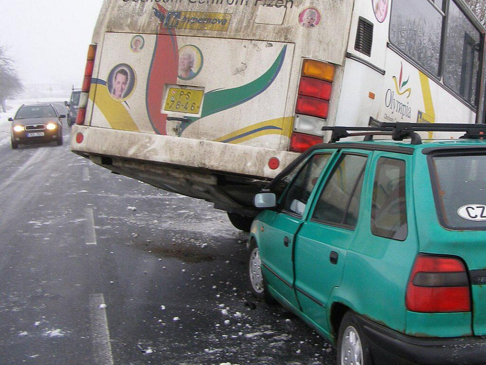 Nehoda u Tisové
