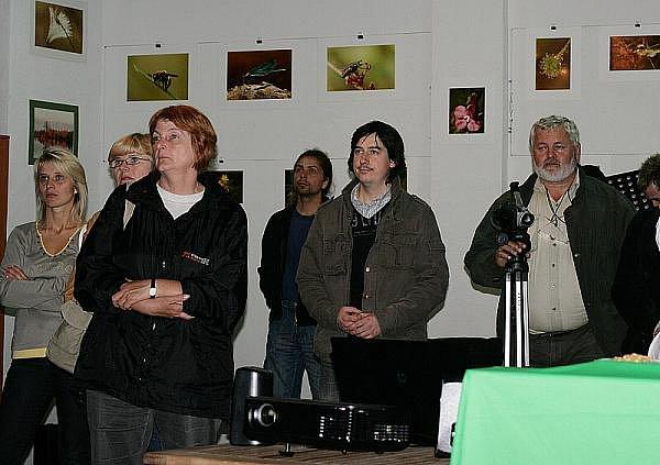 Moje Tachovsko - Český les, vernisáž a výstava fotografií Štěpánky Schmidové.