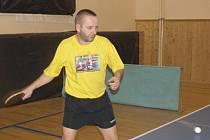 Vánoční turnaj ve stolním tenisu