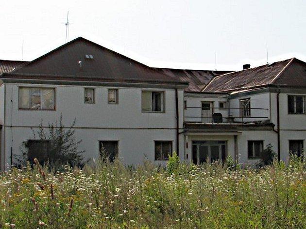 Sokolovna v Tachově