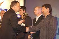"""Vyhodnocení """"Nejlepšího sportovce roku 2009"""" se uskutečnilo ve čtvrtek 4. února  v kulturním domě ve Stříbře."""
