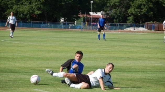 FK Tachov - Baník Zbůch 3:0