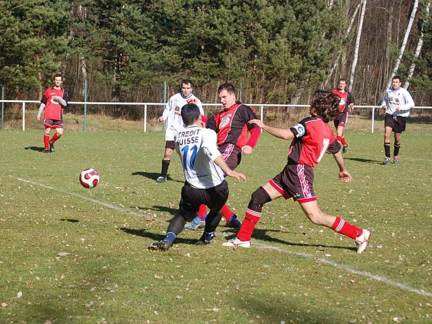 V 1. B třídě zvítězily Konstantinky s Bělou 1:0