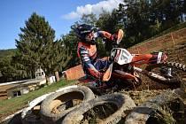 Motorkrosové závody se konaly ve Stříbře na Tachovsku.