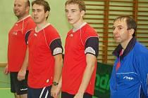 Sokolovna v Boru byla dějištěm premiéry v novém ročníku druhé ligy ve stolním tenisu.