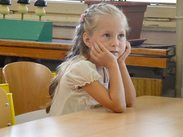 Školní rok začal i na Základní škole ve Starém Sedlišti.