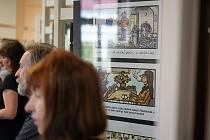 V Regionálním muzeu Kladrubska jsou k vidění díla Jiřího Wintera Neprakty a Václava Kořínka.