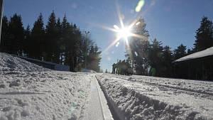 Kam na lyže a běžky