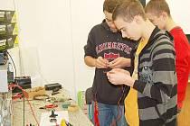 Školáci si v kroužcích ověřují své technické dovednosti
