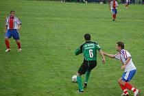 Divizní fotbalisté FK Tachov přivítali doma rezervu B. Sokolov a byli opět úspěšní